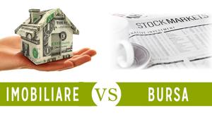 investitii la bursa sau investitii imobiliare