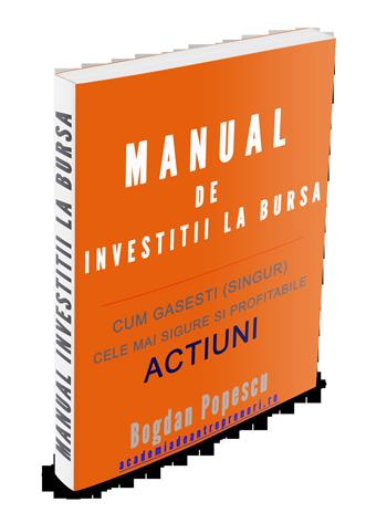manual investitii la bursa